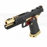 Pistola hx2002 full metal gbb - foto