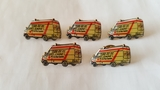 Pins ambulancia Cruz Roja Española - foto