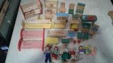 juguetes madera - foto