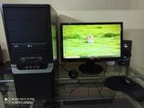 pc +monitor 19 led 1tera impresora hp - foto