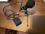 Microfono de estudio para yaesu. - foto