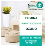 Desinfecta tú casa limpieza con ozono - foto