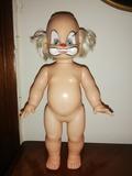 Muñeco payaso años 70 - foto