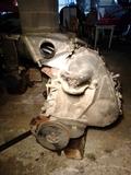 motor Volkswagen Polo 1900 diésel - foto