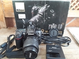 Nikon  D7000, kit y objetivo - foto