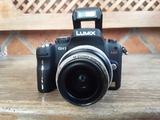 Panasonic Lumix GH1, kit con objetivo - foto