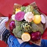 El ramo de verduras - foto