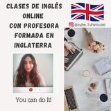CLASES DE INGLÉS ONLINE PROFESORA TITULA - foto