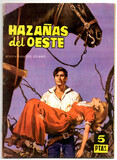 HAZAÑAS DEL OESTE nº 40 (Toray 1.963) - foto