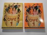 4 dvds serie, camera café (temporada 1) - foto