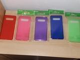 carcasas de gel samsung s10plus - foto