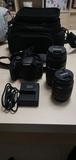 Canon eos 600d 2 objetivos - foto