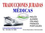 Traducciones Juradas Médicas - foto