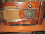 radio antigua de los 50 - foto