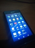 Teléfono móvil Sony Xperia E1 - foto