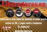 LIBERADORES DE RUEDA PARA TODOTERRENO - foto