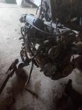 Motor de hiunday accent - foto