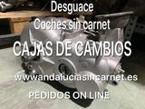 DESGUACE DE COCHES SIN CARNET - foto