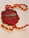 Logotipo Thorens. Nuevo - foto