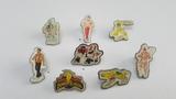 Pins Power Rangers - foto