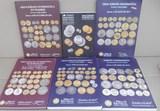 6 libros sobre subastas monedas billetes - foto