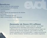 Ozono el mayor desinfectante - foto