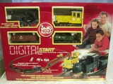 Tren set lgb digital con dos maquinas - foto