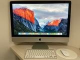 """iMac 27"""" - foto"""