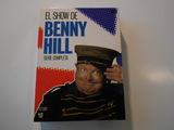 10 dvds el show de benny hill (completa) - foto