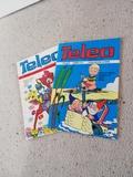 Comics Teleo de los 80 - foto