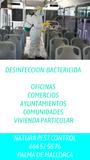 DESINFECCION - BACTERICIDA - foto