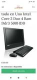 PC 2 En 1 Lenovo Thinkcentre A70Z - foto