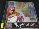Juego ps one nagano winter olympics 98!! - foto