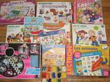 Puzzles y juegos de mesa - foto