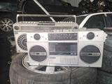 Radio  cassete - foto