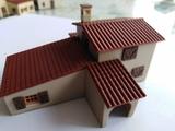 Casas para maqueta  escala n - foto