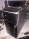 torre amd athlon 4000 x2, 500Gb hdd - foto