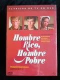 """SERIE TV: """"HOMBRE RICO, HOMBRE POBRE""""."""