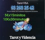 tarot visa muy económico 5 /15m 10 /30m - foto