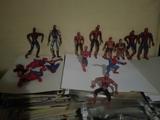 SPIDER-MAN, 15FIGURAS VINTAGE, ,  - foto