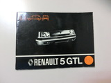 MANUAL RENAULT 5 GTL (1ª.  SERIE) - foto
