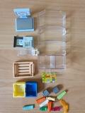 Playmobil vitrina. - foto