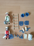 Playmobil pintores. - foto