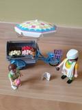 Playmobil heladero. - foto