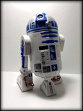 R2-D2 - Reloj Proyector con Alarma - foto