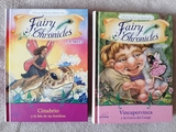 LIBROS FAIRY CHRONICLES 6 Y 7 - foto