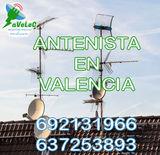 Antenista en valencia - foto