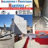 impermeabilizaciones y aislamientos Jaén - foto