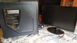 PC gaming con monitor - foto