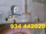 Reparacion de fugas de gas boletines - foto